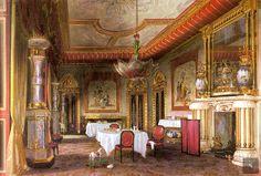 Buckingam Palace, dining room , London