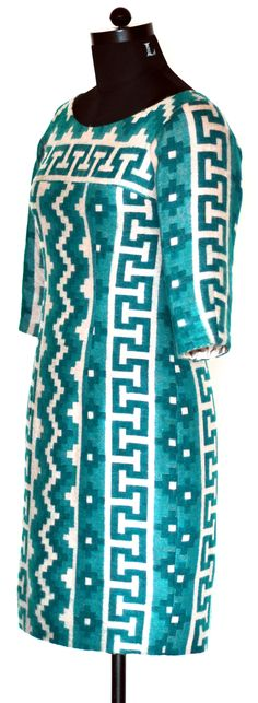 Wollen One Piece Dress - Satin Silk lined. Rs. 4500 only. Send query to  +91 9953181225
