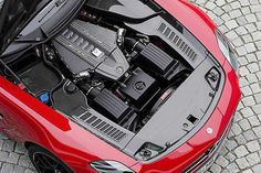 2018-2019 Mercedes-Benz SLS AMG GT Final Edition