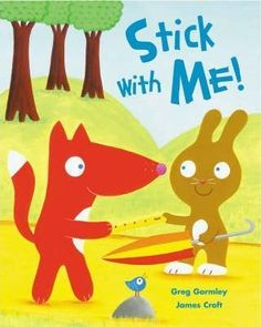 Stick With Me by Greg Gormley, available at Book Depository with free delivery worldwide. Early Childhood, Childrens Books, Sticks, Literacy, Pikachu, Have Fun, Author, Picture Books, Creative