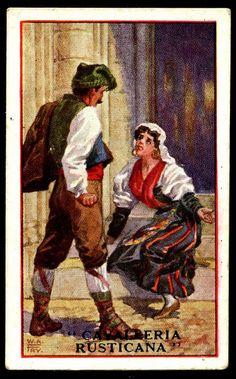 Opera, Cavalleria rusticana and Pietro mascagni on Pinterest