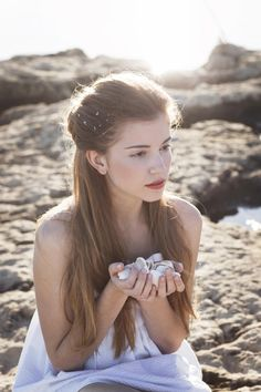 Alba Soler Photography // Sa makeup Style // Silvia Soler boutique // Mermaids // Fashion // Editorial