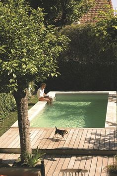 Piscina: mini piscine alla moda - Famous Last Words