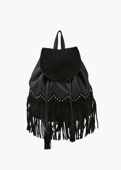 A fun and hippie chic back pack