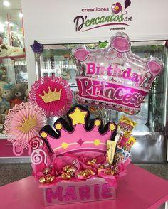 Felicidades Princesa #Floristería #Tarjeteria #Regalos #Peluches #ymas #cagua #calleComercio #dencantos