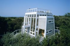 Midcentury Fire Island Pines house by Andrew Geller hits market for $1.29M - Curbed