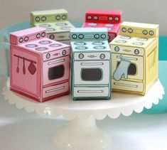 Oven Printables