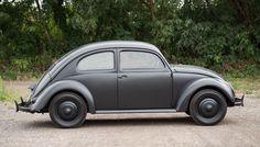 KdF Beetle type 60L, 1943 | World War II VW