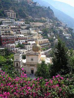 Positano ~ Amalfi Coast, Italy