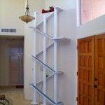 DIY Cat Ramp Ladder-I love this!!