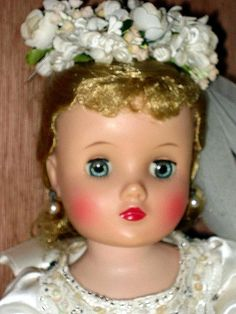 ~ Madame Alexander Bride Doll ~
