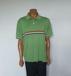 Lacoste Sport Men's Polo Shirt Size 7 Made in Peru XL | eBay