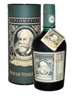 Ron Diplomatico Reserva Exclusiva   12 år – 40 % - 70 cl.    Costs around 339 Kr.