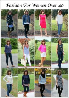 Clothing for Women Over 40
