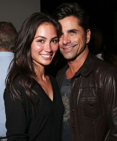 Uncle No More! John Stamos And Fianceé Share Baby News+#refinery29