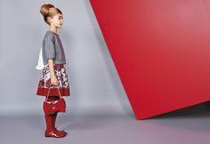 MONNALISA CHIC Fall Wnter 2015 #Monnalisa #Chic #newcollection #Christmas #fw15 #style #girls #abbigliamento #bambina