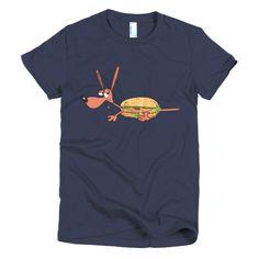 DogBurger Women's t-shirt