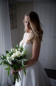 Beautiful Bride Brittany // Flowers: Octopus Gardens, PC: Ivan Stepanov Wedding Videographer