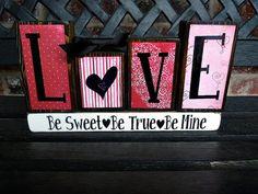 More cute Valentine's Day decor