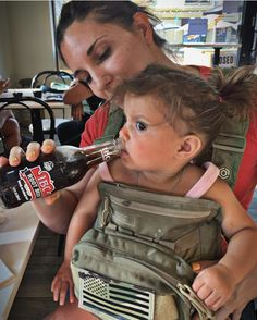 """""""IBC Root Beer....makes every day a better day!""""- Eric Ergonomic Baby Carrier, 35 Pounds, How To Make Beer, Better Day, Root Beer, Dads, Action, Group Action, Fathers"""