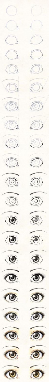 Drawing eyes Рисуем глаза текстильной кукле / Tutorial: Draw eyes for textile doll #diy #painting #doll