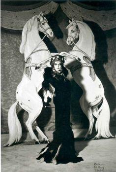 #Marchesa #Luisa #Casati #man #ray #icon #fashion