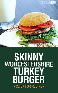 I love this new Worcestershire Turkey Burger remix because of the bold flavor.