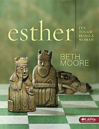 Esther: It's Tough Being a Woman - Member Book | Moore, Beth | LifeWay Christian Study Guide