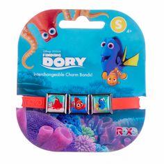 Roxo Disney Pixar Finding Dory Bracelet with charms
