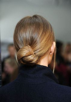 18 Beautiful Buns | Damsel In Dior