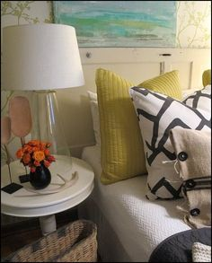 I have always loved this combo from @designindulgence -- am i allowed to have zimba in more than one room of my house?