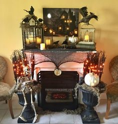 Spooky & Fun Inspiration from The Seasonal Home