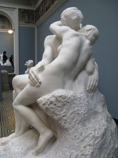Rodin.  Hey, a lot of you love this, so re-set it to my cover.  It is awesome, isn't it?