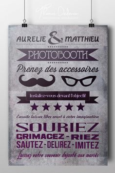 1000 images about mariage photobooth on pinterest mariage photo booth signs and photo booths. Black Bedroom Furniture Sets. Home Design Ideas