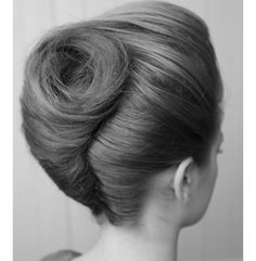 Classic #frenchtwisthairstyle