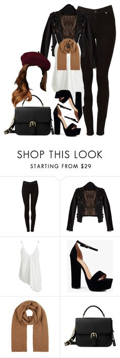 """""""Sin título #675"""" by gabriela-benitez ❤ liked on Polyvore featuring Cheap Monday, Sans Souci, Boohoo, Winser London and Michael Kors"""