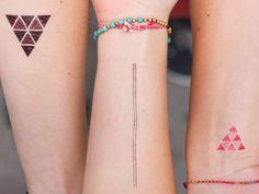 Tutoriel DIY: Faire soi-même des tatouages temporaires via DaWanda.com