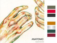 Colores de moda invierno 2018 anatomic