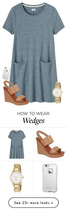 """""""Not the best..."""" by laxsoccerlover36 on Polyvore featuring Toast, Tory Burch, LifeProof, Kate Spade, women's clothing, women, female, woman, misses and juniors"""