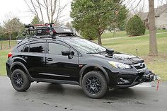 Custom 2014 Subaru XV Crosstrek Limited, $20,000 in extras! 3400 miles One Owner