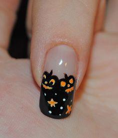 249 Mejores Imagenes De Halloween Nails Fingernails Painted