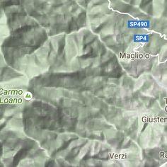 (4 map) Din - Madonna della Guardia - Calice