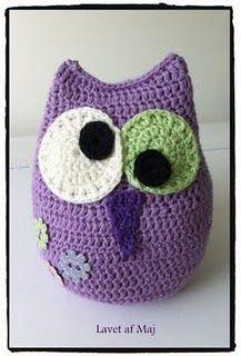 Dizzy Owl by Maj
