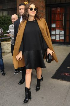 Marion Cotillard en robe Solace London