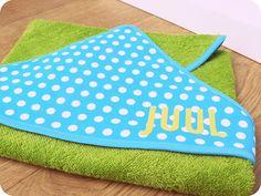 hilde@home: Een badcape ...