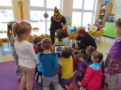 Wizyta edukacyjna w szkole. 2015r.