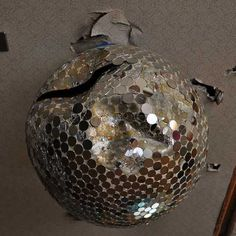 Disco ducks and dancing queens can no longer shake their booties since these dozen decrepit abandoned discotheques took down their mirror balls. Mirror Ball, Last Dance, Halloween 2018, Ducks, Shake, Abandoned, Balls, Dancing, Queens