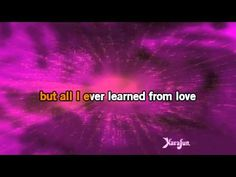 Karaoke Hallelujah - Alexandra Burke * - YouTube
