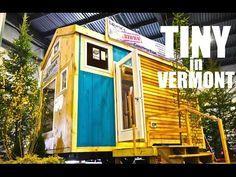 Tiny House Community in Portland - YouTube
