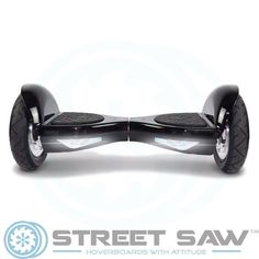 StabilitySaw Control Edition 10-Inch Hoverboard with Bluetooth by StreetSaw™